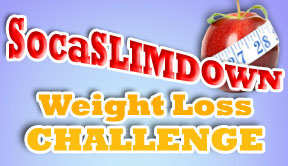 SocaSLIMDOWN™ Weight Loss Challenge