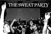 The Sweat Party logo