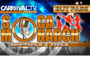 International Soca Monarch 2012 Buy Pass for the Finals