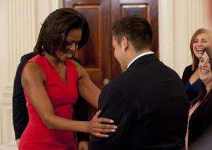 Michelle Obama Biggest Loser 2012 SocaSLIMDOWN