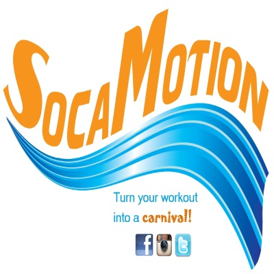 Turn your workout into a carnival with SOCAMOTION!